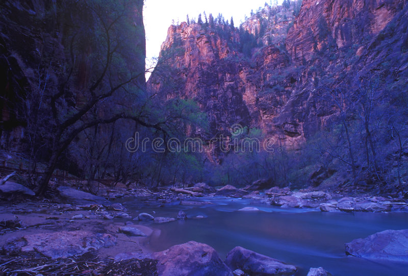 Download Zion National Park, Utah stock image. Image of gorge, canyon - 2283649