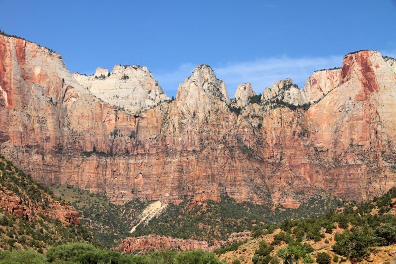 Download Zion National Park, Utah stock image. Image of landscape - 25412135