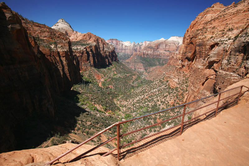 Zion National Park, Utah, Etats-Unis photo stock