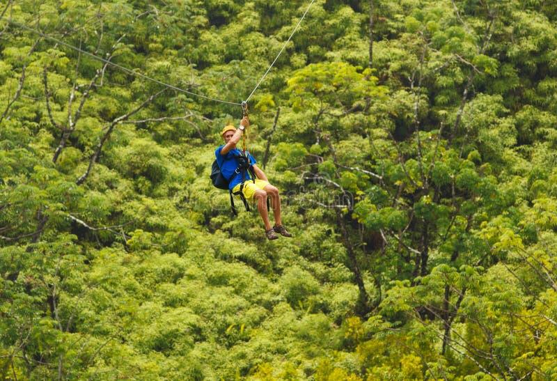 Download Zipline stock image. Image of leisure, outdoor, line - 34382697