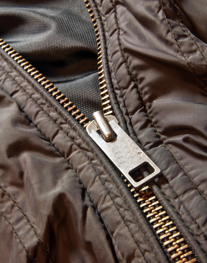 Free Zipper Stock Image - 10710901