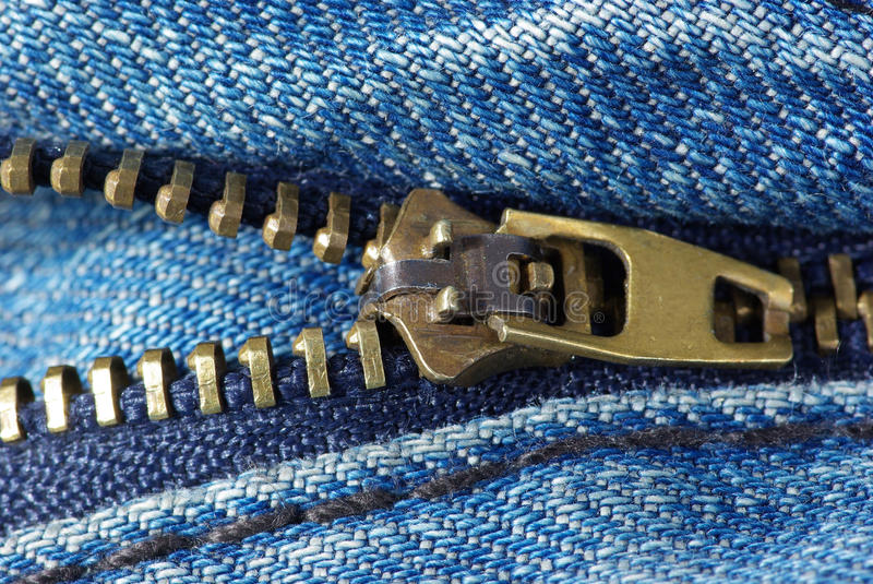 Zipper royalty free stock photography