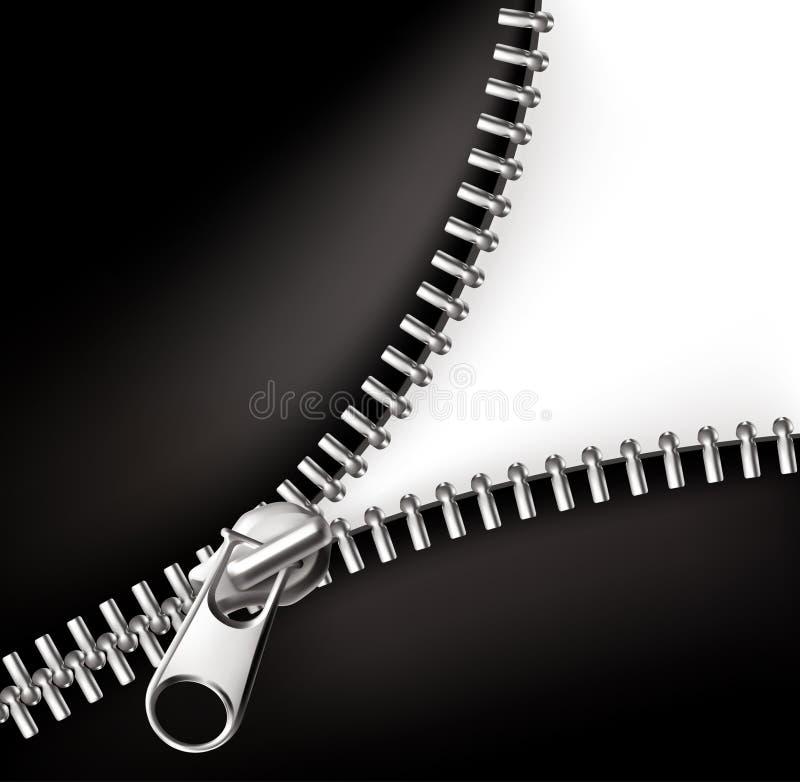 zipper stock illustrationer