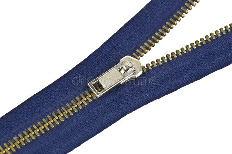 Zipper royaltyfri bild