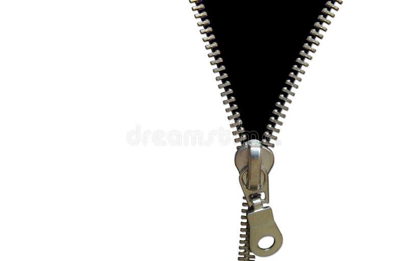 Zipper concept stock photos