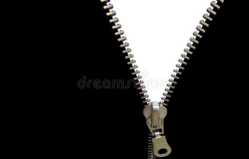 Zipper Konzept stockbilder