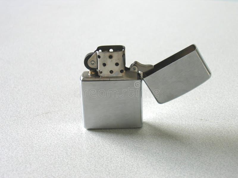 Zippo lighter stock images