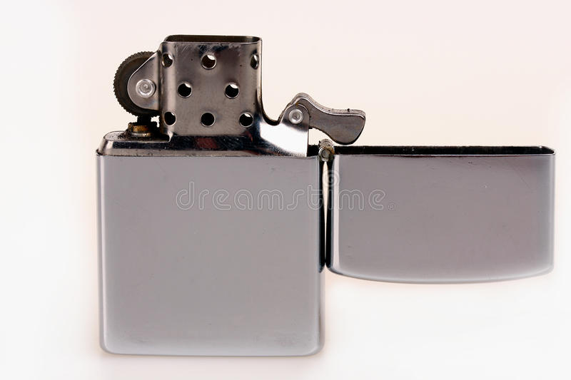 Download Zippo lighter stock image. Image of cigarette, tobacco - 23796745
