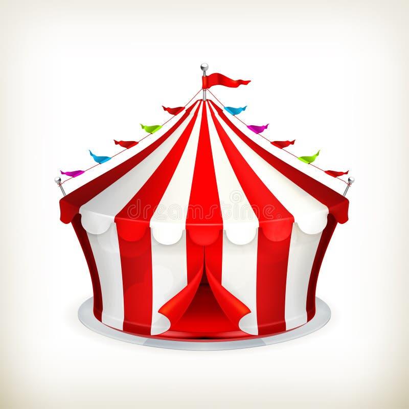 Zirkus vektor abbildung