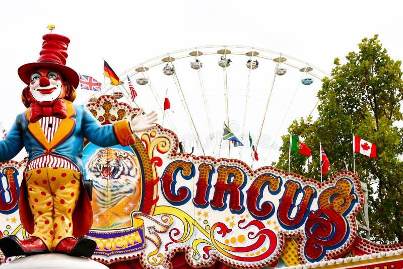 Zirkus lizenzfreie stockfotografie