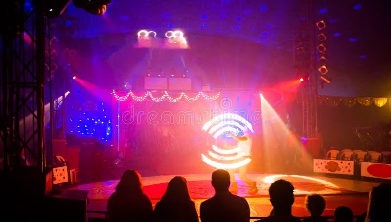 Zirkus stockbilder