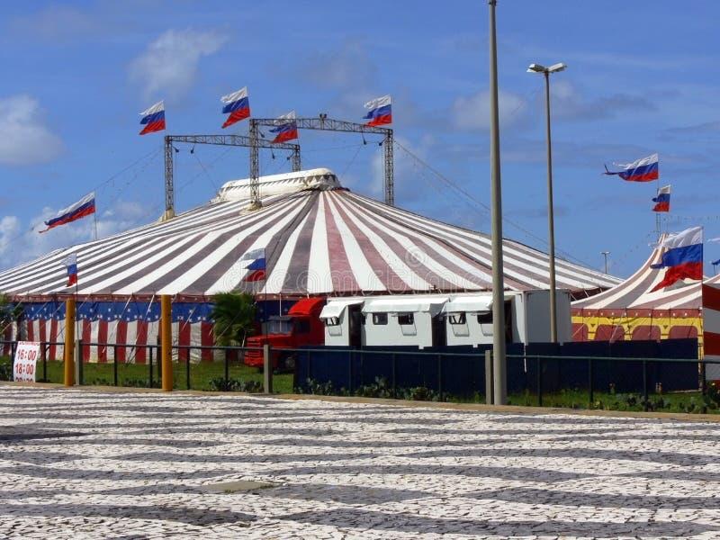 Zirkus stockfotografie