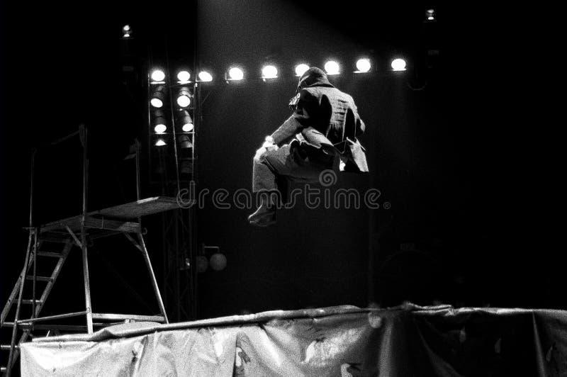 Zirkus Medrano - Cirque Medrano lizenzfreies stockbild
