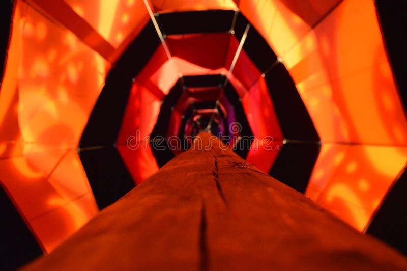 Zirkus-Zelt am Blitz in einer Flasche stockfotos