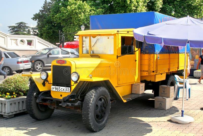 ZIS-5 stock image