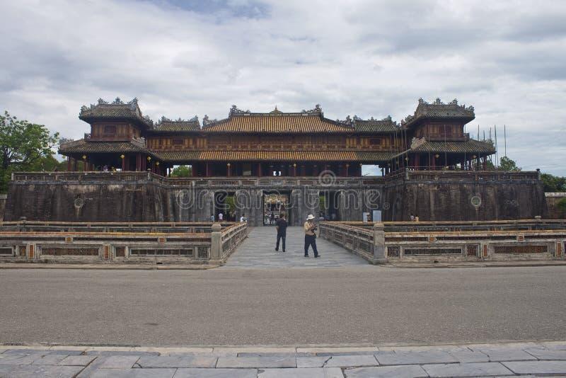 Zitadelle in der Farbe stockfoto