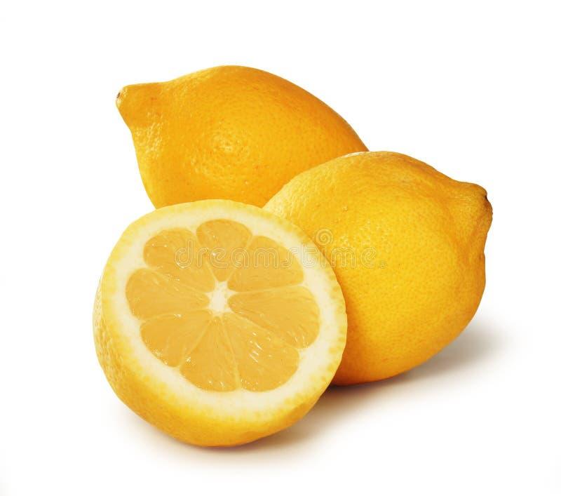 Zitronen lizenzfreies stockbild