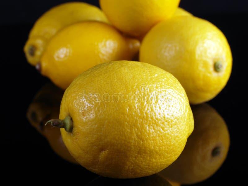 Zitronen- Früchte. stockbild