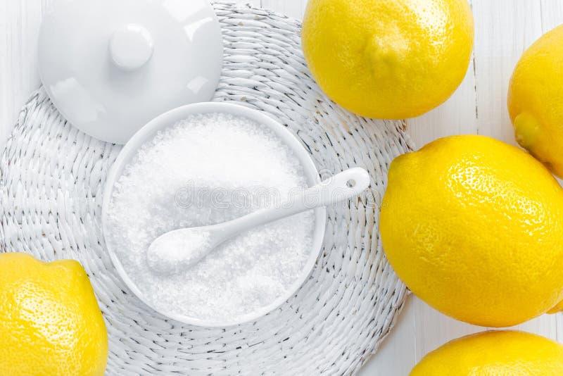 Zitronensäure stockfotos