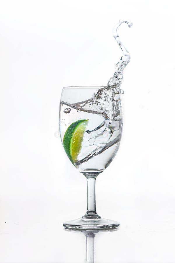 Zitronensaft stockfotos