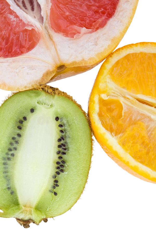 Zitrusfrüchte stockfotografie