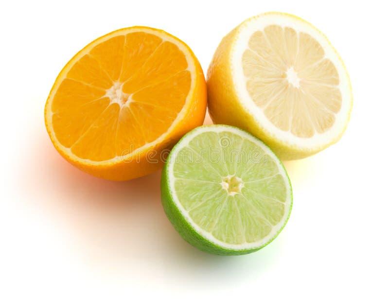 Zitrusfrucht imagenes de archivo