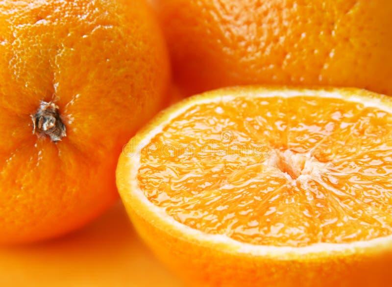 Zitrusfruchtorange lizenzfreies stockbild