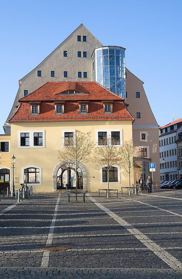 Zittau, Niemcy fotografia stock
