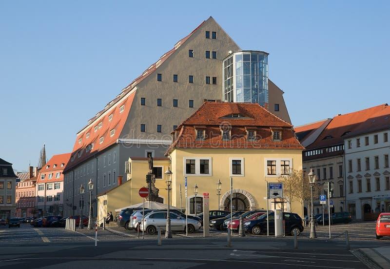 Zittau, Niemcy zdjęcia royalty free