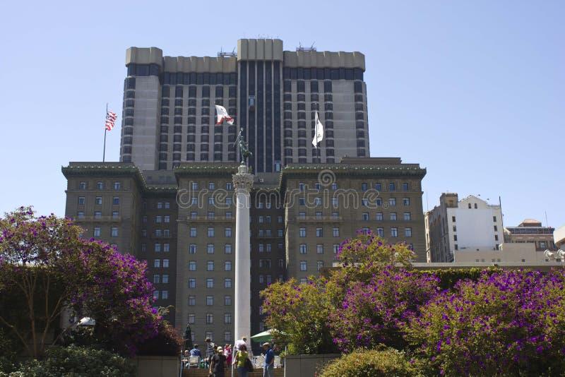 Zjednoczenie kwadrat w San Fransisco fotografia royalty free