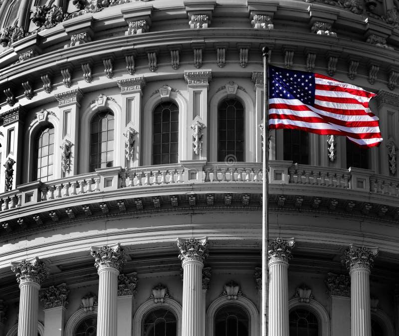 Zlany stanu Capitol budynek fotografia royalty free