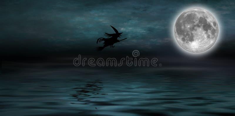 zlotne czarownicy ilustracja wektor