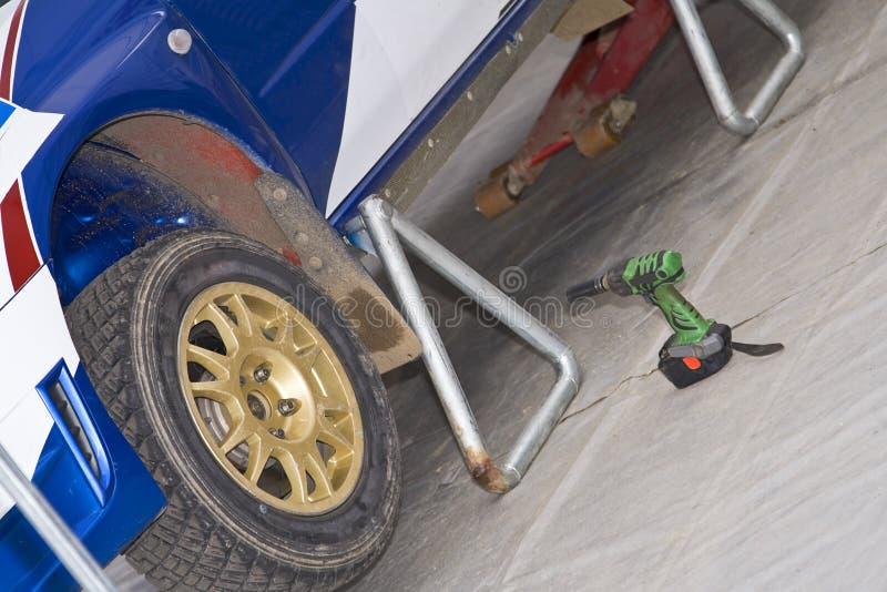 Zlotny Samochód Bezpłatne Zdjęcia Stock