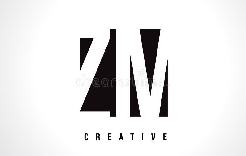 Zm z m white letter logo design with black square stock vector download zm z m white letter logo design with black square stock vector illustration of altavistaventures Image collections