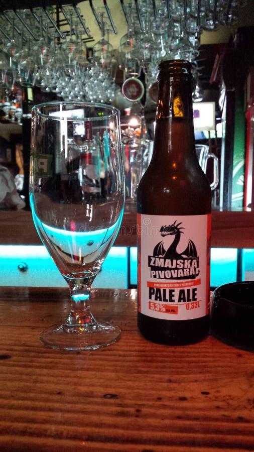Zmajsko-bière image libre de droits