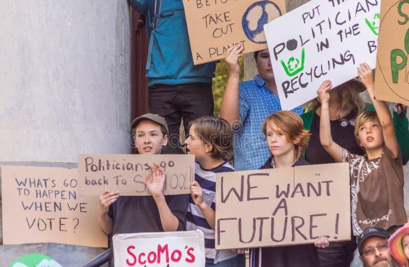 Zmiana Klimatu - jazie Marzec 2019 zdjęcie royalty free