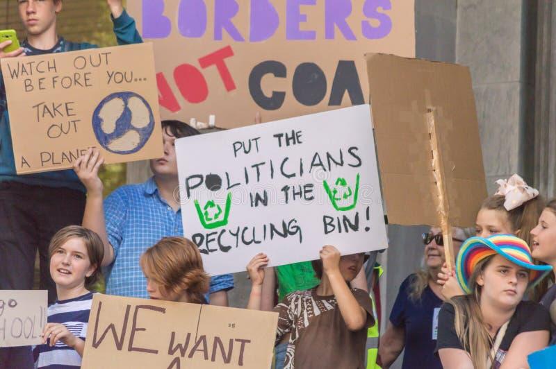 Zmiana Klimatu - jazie Marzec 2019 obrazy royalty free