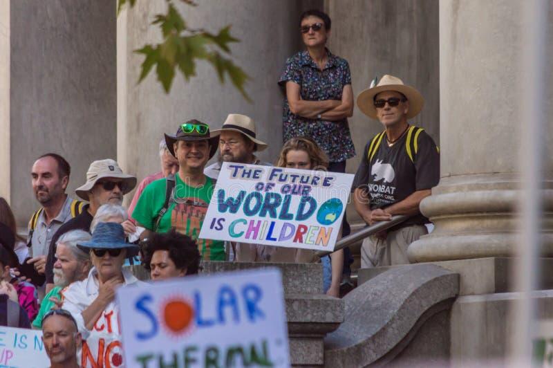 Zmiana Klimatu - jazie Marzec 2019 obrazy stock