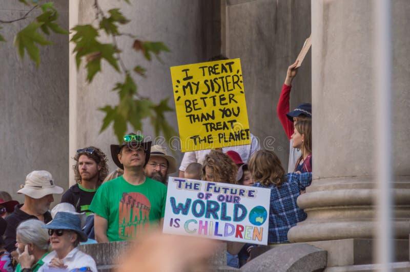 Zmiana Klimatu - jazie Marzec 2019 zdjęcia royalty free