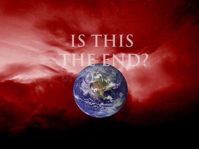 Zmiana klimatu powodować globalnym nagrzaniem ilustracja wektor