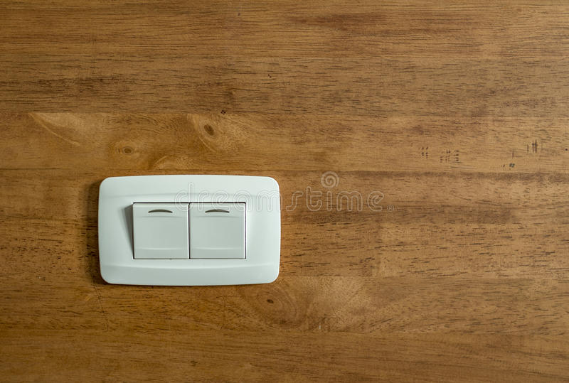 Zmiana na drewnianej ścianie obrazy stock