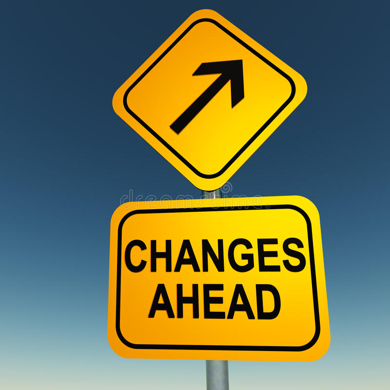 Zmiany naprzód