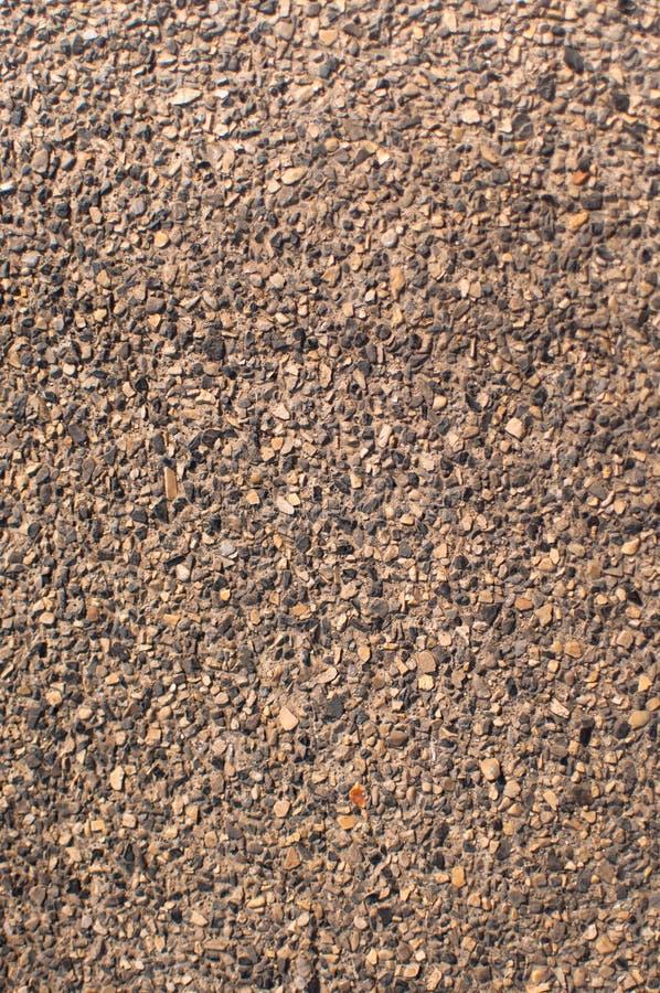 Zmielona kamienna tekstura zdjęcie royalty free