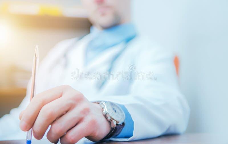Zmieszany Doktorski główkowanie obrazy stock