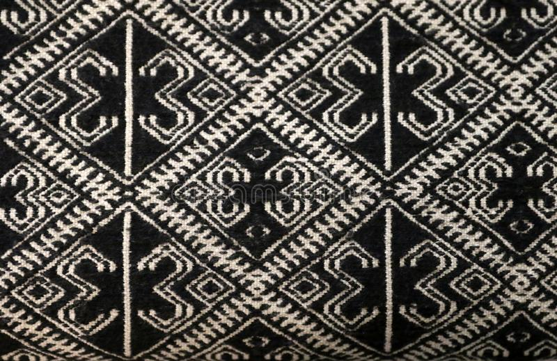 Zmijanje embroidery is a specific technique practised by the women of Zmijanje villages in Bosnia and Herzegovina. Traditionally, Zmijanje embroidery is used royalty free stock image