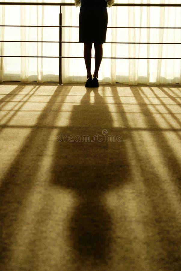 zmrok światła zdjęcie royalty free