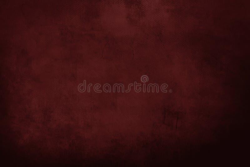 zmrok - czerwony grungy obrazu tło fotografia stock