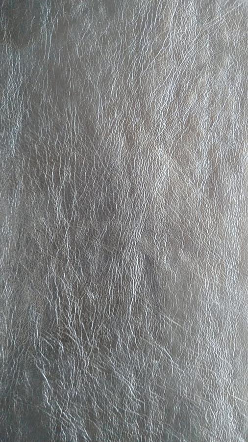 Zmrok - szara prawdziwa skóra T?o, tekstura Zamyka w g?r? strza?u fotografia stock