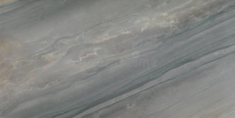 Zmrok - szarości Marmurowa tekstura Wysoka Rozdzielczość obraz stock