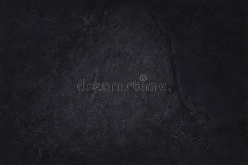 Zmroku czerni łupku popielata tekstura w naturalnym wzorze z wysoka rozdzielczość dla tła i projekta sztuki pracy czarna kamienna obraz stock